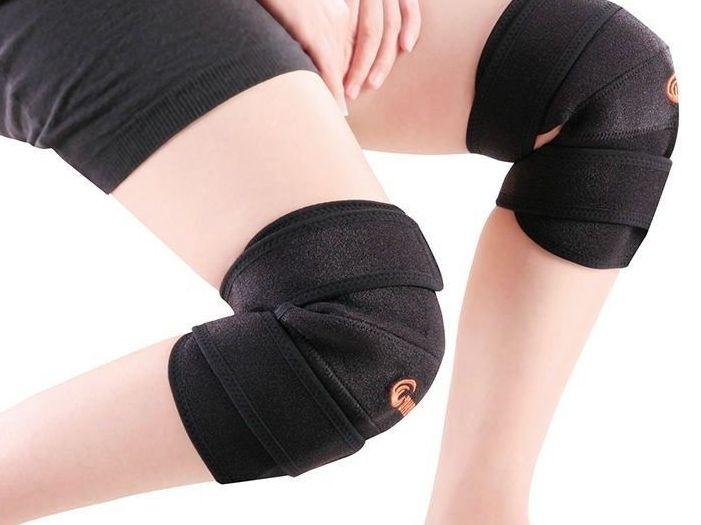 Фарадотерапевтические накладки для колен
