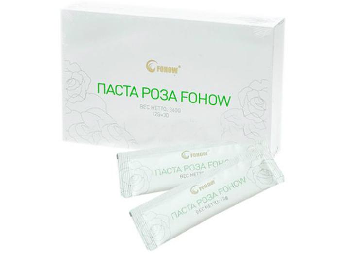 Роза Феникс - фруктовая паста (новая упаковка)