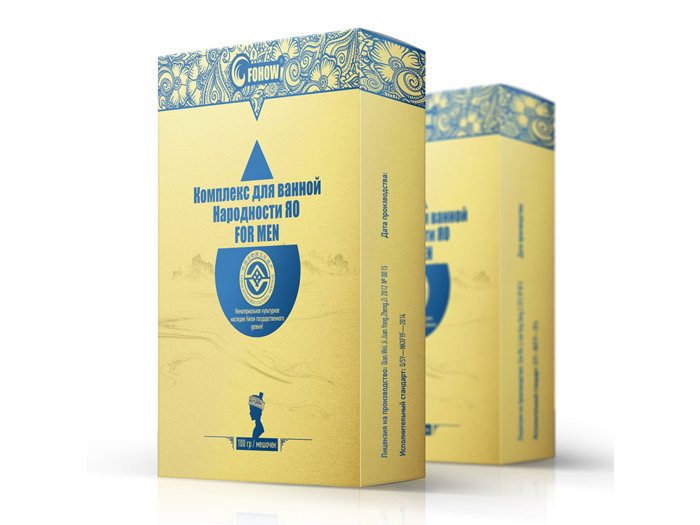 Комплекс для ванной Народности Яо for men Fohow